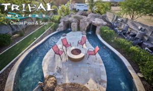 residential pool designs in phoenix, az
